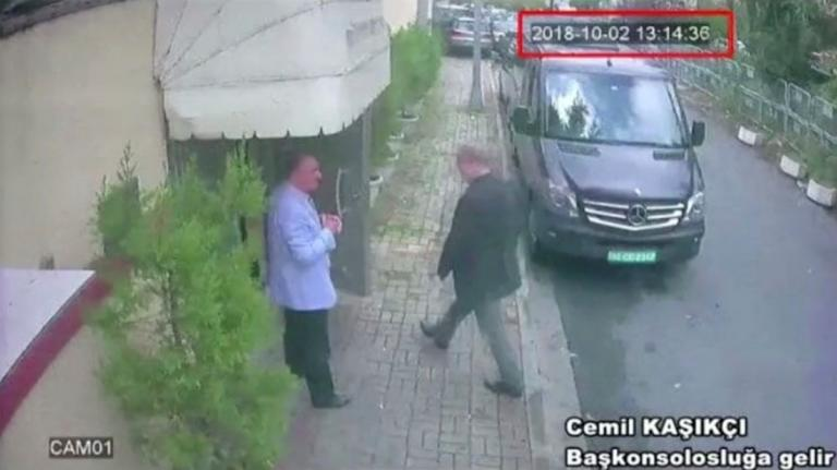 Τα τελευταία λόγια του Τζαμάλ Κασόγκι: Πάρτε τη σακούλα από το κεφάλι μου! | Newsit.gr