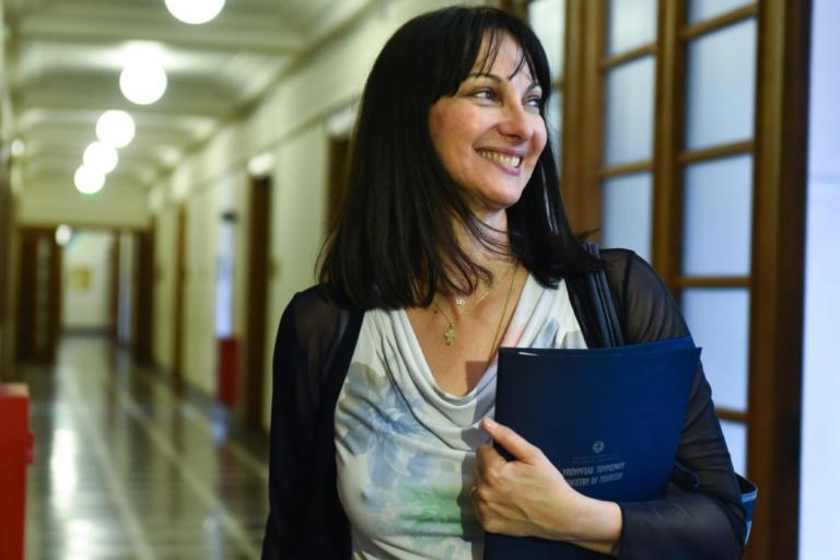 Βραβεύτηκε στις ΗΠΑ η Έλενα Κουντουρά | Newsit.gr