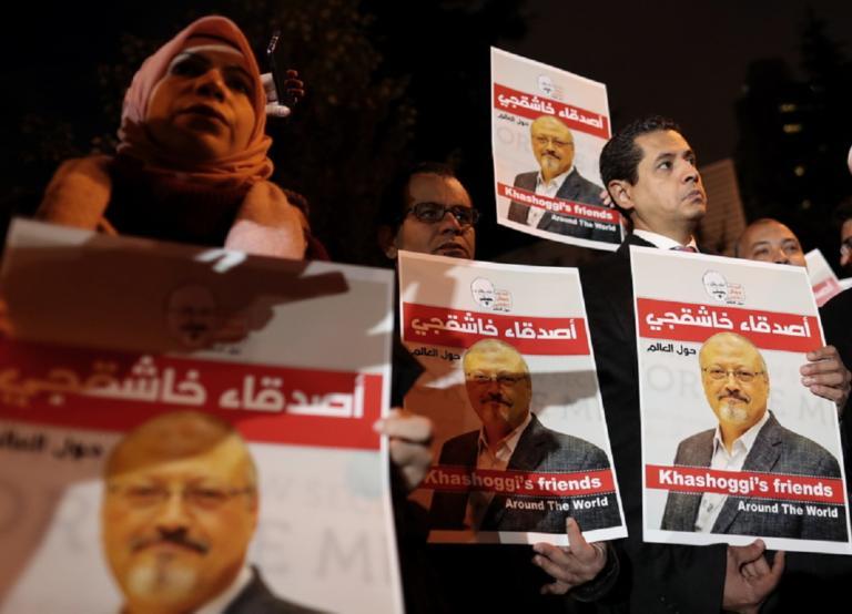 Ερντογάν: Δώστε το όνομα αυτού που διάταξε την δολοφονία Κασόγκι! | Newsit.gr
