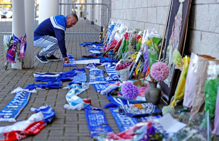 Μήνυμα του Ολυμπιακού για την τραγωδία στο Λέστερ! [pic] | Newsit.gr
