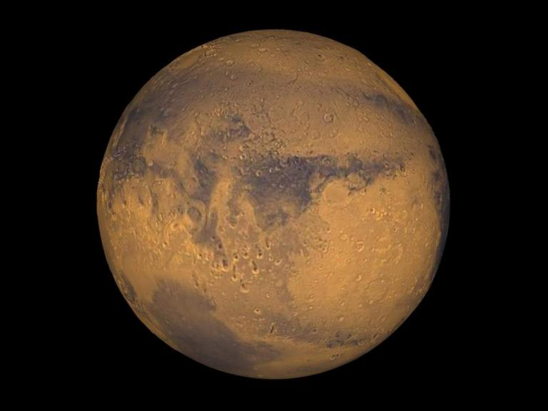 Οργανισμοί στον κόκκινο πλανήτη; Το αλατόνερο που δίνει ζωή στον Άρη | Newsit.gr