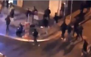 Μαρσέιγ – Λάτσιο: Σύγκρουση οπαδών στη Μασσαλία με τραυματίες – video