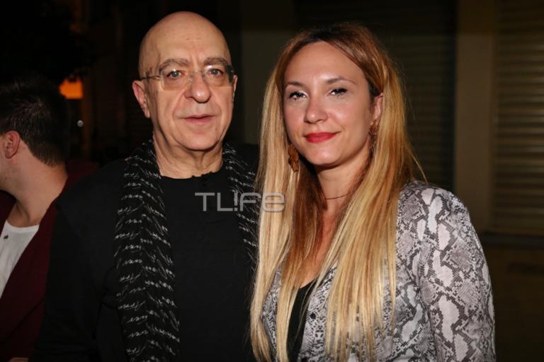 Πάνος Κοκκινόπουλος: Πρώτη δημόσια εμφάνιση με την κατά 34 χρόνια νεότερη αγαπημένη του! [pics] | Newsit.gr