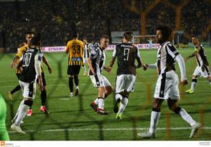 """Άρης – ΠΑΟΚ 1-2 ΤΕΛΙΚΟ: Ο Πρίγιοβιτς """"σκότωσε"""" τους γηπεδούχους"""