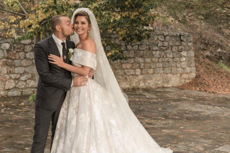 Μαρία Μενούνος: Αποκάλυψε για ποιο λόγο άργησε μιάμιση ώρα να πάει στον γάμο της! | Newsit.gr