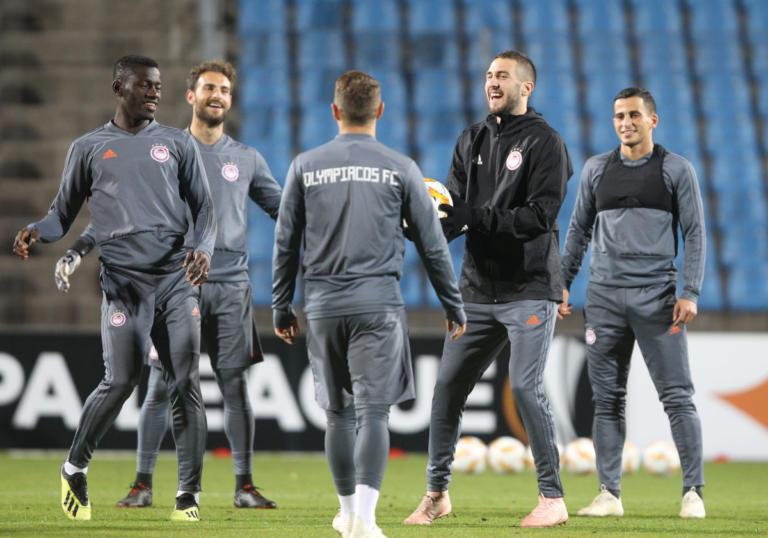 Αθλητικές μεταδόσεις με Ντουντελάνζ – Ολυμπιακός, ΠΑΟΚ – Βίντι και Ολυμπιακός – Μακάμπι (25/10) | Newsit.gr