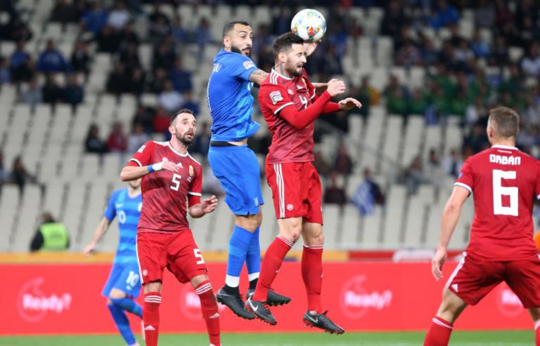 Ελλάδα – Ουγγαρία 1-0 ΤΕΛΙΚΟ | Newsit.gr
