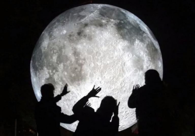 Το Μουσείο της Σελήνης: Η πιο πιστή εικόνα με υπογραφή NASA | Newsit.gr