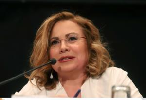 Σπυράκη: Προαναγγέλλει πρόταση μομφής Μητσοτάκη για το Σκοπιανό!