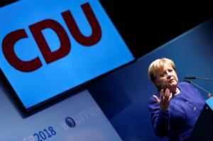 Πανωλεθρία για την Άνγκελα Μέρκελ στην Έσση – Τρίζει ο κυβερνητικός συνασπισμός