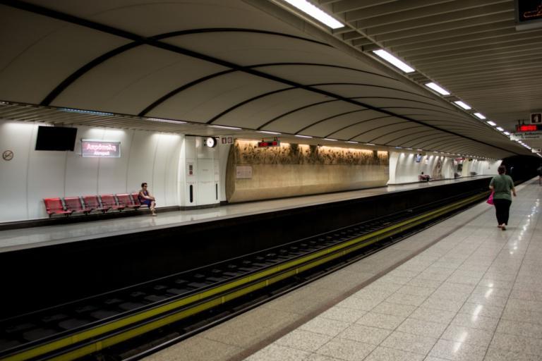 Μετρό: Χειρόφρενο από τις 11 το βράδυ έως το τέλος της βάρδιας! | Newsit.gr