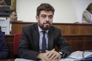 Καλογήρου: Άκουσε τα προβλήματα των δικηγόρων