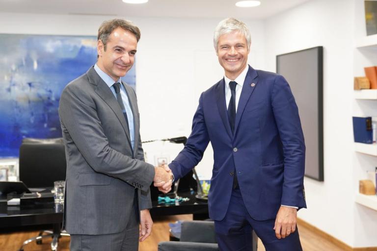 Μητσοτάκης: Επενδύσεις, μείωση φορολογίας και αίσθημα ασφάλειας | Newsit.gr