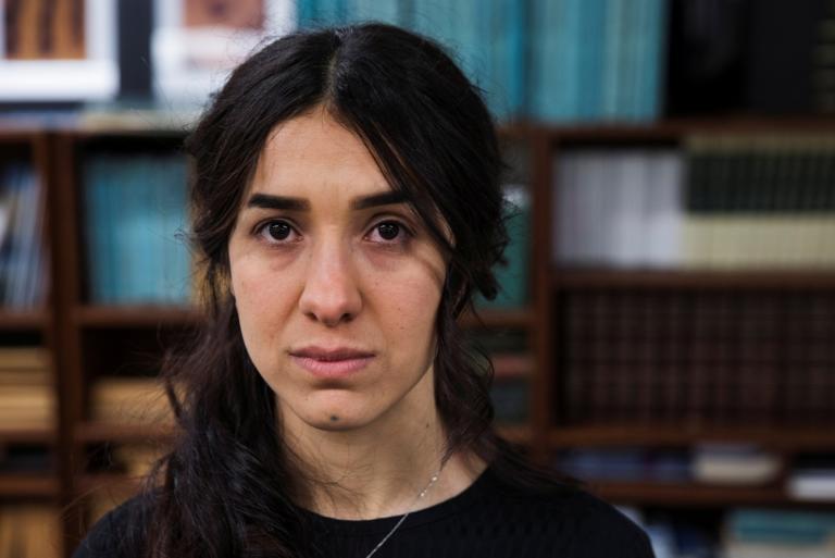 Νάντια Μουράντ: Από σκλάβα του σεξ των τζιχαντιστών στο Νόμπελ Ειρήνης | Newsit.gr