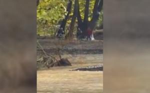 Εύβοια: Η στιγμή της διάσωσης του 27χρονου! Βίντεο – ντοκουμέντο της Πυροσβεστικής
