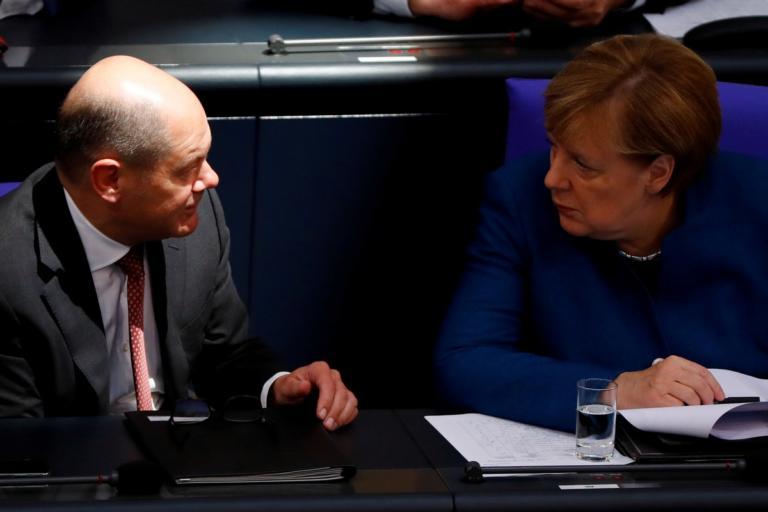 Η Γερμανία βάζει χέρι στην Ιταλία για τα χρέη   Newsit.gr