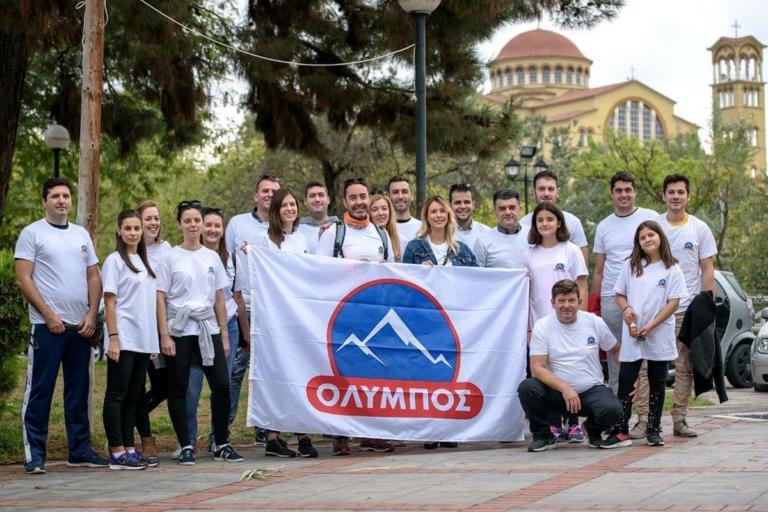 Η ΟΛΥΜΠΟΣ και οι μαραθωνοδρόμοι καθάρισαν τον Πηνειό τρέχοντας | Newsit.gr