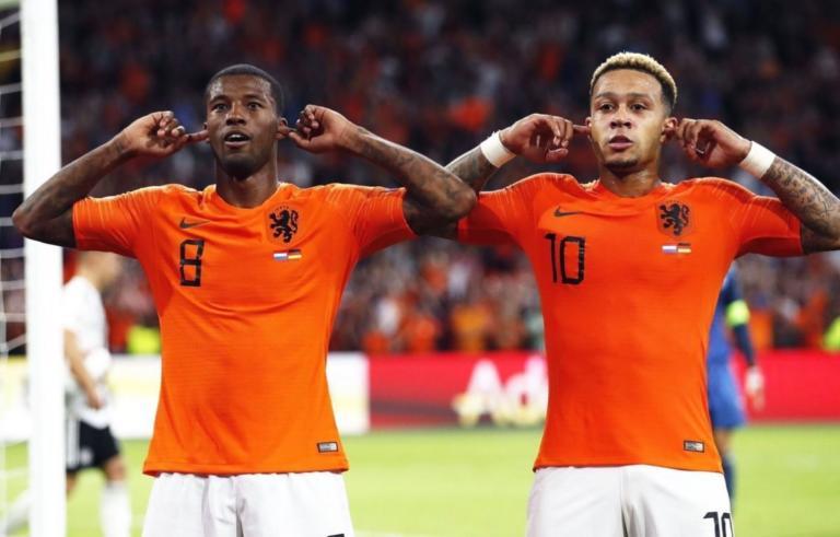 Η Ολλανδία ήταν… ιπτάμενη και «καθήλωσε» τη Γερμανία! Video | Newsit.gr