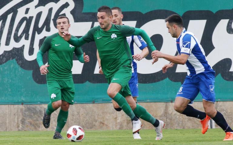 Νίκη του Παναθηναϊκού στο φιλικό με Αιγινιακό | Newsit.gr