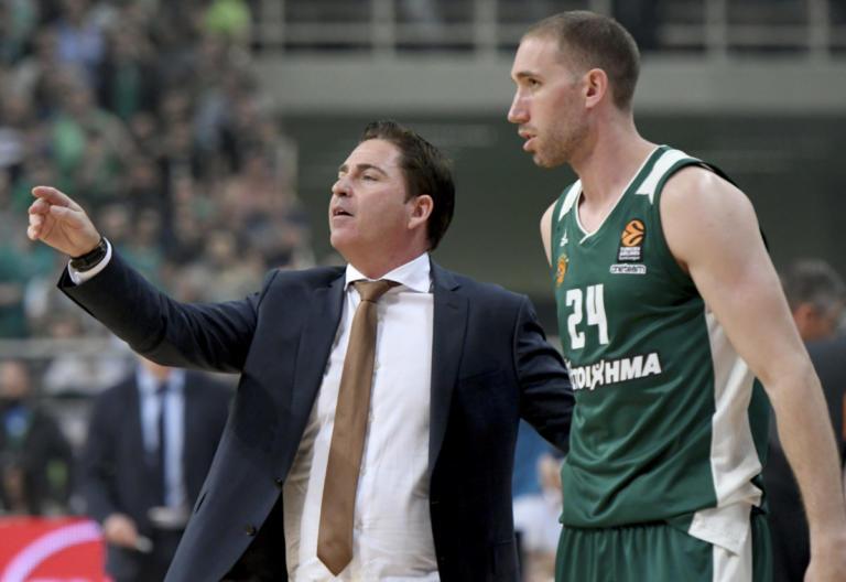 Παναθηναϊκός: Παρατηρήσεις από Πασκουάλ – Ευχάριστα νέα με Λοτζέσκι   Newsit.gr