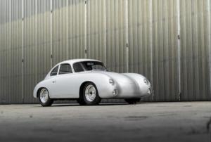 Porsche 356A Carrera GS: Η απίθανη ιστορία μιας σπάνιας Πόρσε