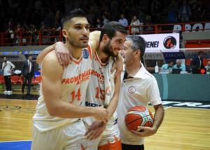 Ασταμάτητος! Ο Προμηθέας «λάμπει» στο Basketball Champions League
