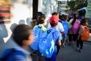 Σκούταρι Σερρών: «Δεν ήταν αποχή για τα προσφυγόπουλα! Θα στέλναμε τα παιδιά μας αλλά… είχε κάμερες»
