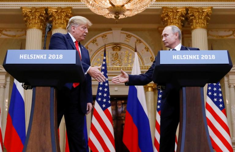 Μπρα ντε φερ Πούτιν – Τραμπ: Η συνθήκη του 1987 και η σκιά πολέμου στην Ευρώπη | Newsit.gr