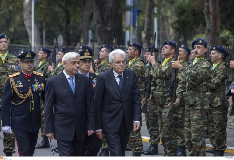 Για νέα Ελλάδα και νέα Ιταλία μίλησε ο Σέρτζιο Ματαρέλα!   Newsit.gr