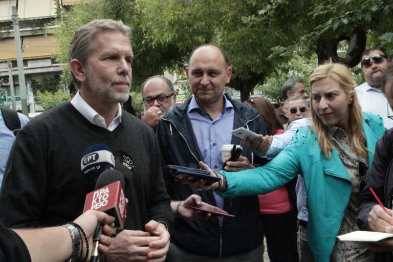 Παύλος Γερουλάνος: Υποψήφιος του ΚΙΝΑΛ στον Δήμο της Αθήνας [pics] | Newsit.gr