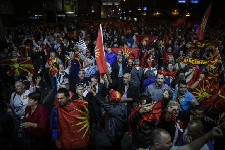 Ρωσία για δημοψήφισμα στα Σκόπια: Να τηρηθεί ο νόμος
