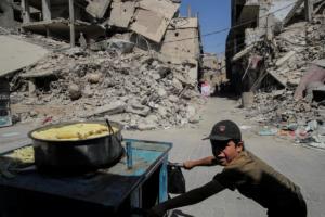 Αγνοούν την κατάπαυση πυρός – Τριπλή παραβίαση της εκεχειρίας στη Συρία