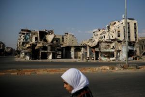 """Συρία: Σφοδροί τουρκικοί βομβαρδισμοί εναντίον Κούρδων """"τρομοκρατών"""""""