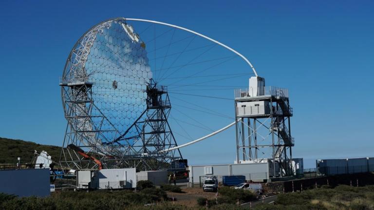 «Πρεμιέρα» για το πρώτο επίγειο τηλεσκόπιο ακτίνων γάμα | Newsit.gr