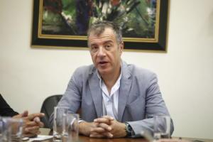 Θεοδωράκης: Το Ποτάμι δεν συμμετέχει σε σενάρια στήριξης της κυβέρνησης