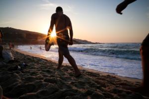 Βούλιαξαν την Ελλάδα οι τουρίστες – Οι Γερμανοί άφησαν τα περισσότερα χρήματα