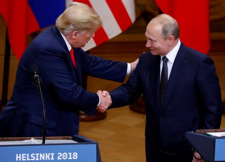 Πρόσκληση Τραμπ σε Πούτιν για τετ α τετ στον Λευκό Οίκο | Newsit.gr