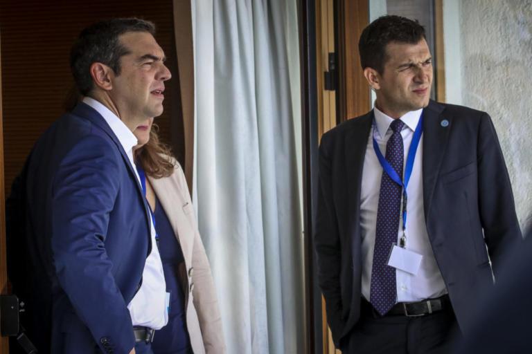 Τετ α τετ Τσίπρα – Αλ Σίσι στην Ελούντα | Newsit.gr
