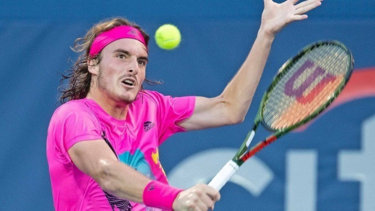 """Ο Τσιτσιπάς """"χτυπάει"""" τον πρώτο ATP τίτλο της καριέρας του!   Newsit.gr"""