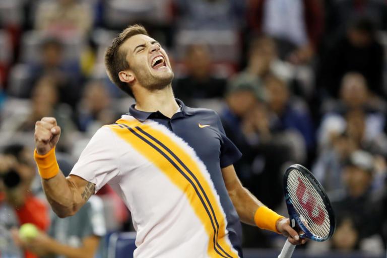 Shanghai Masters: Εκπληκτικός Τσόριτς! «Εκθρόνισε» τον Φέντερερ! video | Newsit.gr
