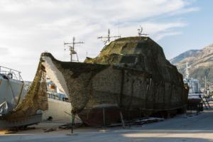 """Μαυροβούνιο: Στο """"σφυρί"""" η θαλαμηγός του ηγέτη της πάλαι ποτέ εναίας Γιουγκοσλαβίας, Τίτο"""