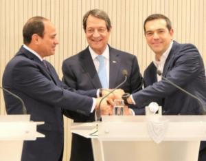 Τσίπρας: Πάτησε Κρήτη για τη συνάντηση κορυφής Ελλάδας – Κύπρου – Αιγύπτου!