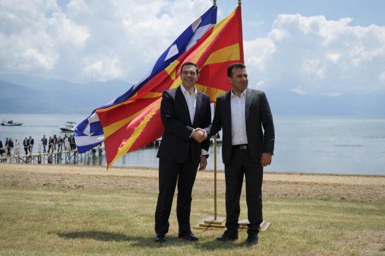 Κυβέρνηση: Οι αντιδράσεις στη συμφωνία των Πρεσπών οφείλονται σε έλλειμμα ενημέρωσης   Newsit.gr