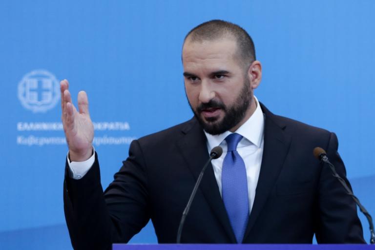 Τζανακόπουλος: Η συμφωνία των Πρεσπών είναι απόδειξη της ωριμότητας στην περιοχή μας
