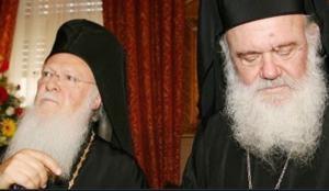 """Βαρθολομαίος Vs Ιερώνυμος: Αυτό είναι το παρασκήνιο του """"Ιερού Πολέμου"""""""