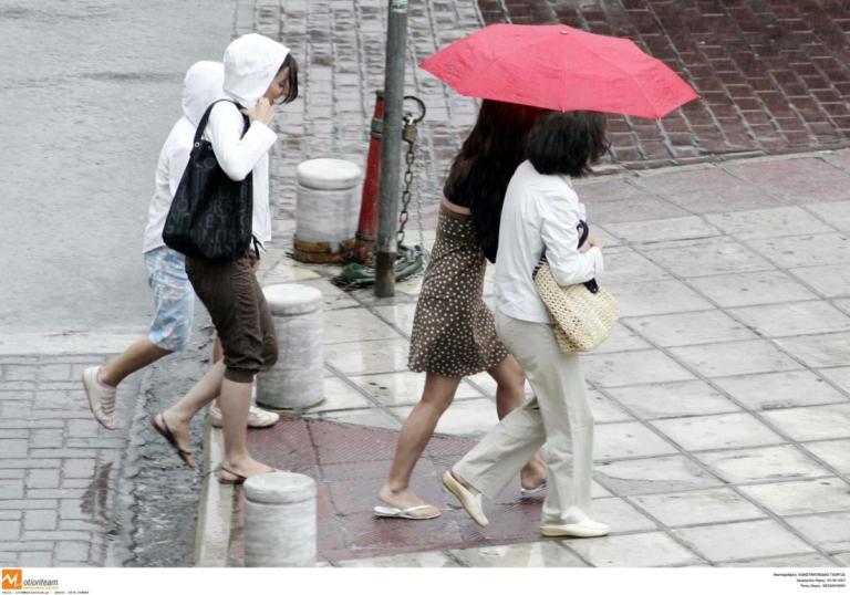 Καιρός: Συννεφιές, βροχές αλλά η ζέστη – ζέστη!   Newsit.gr