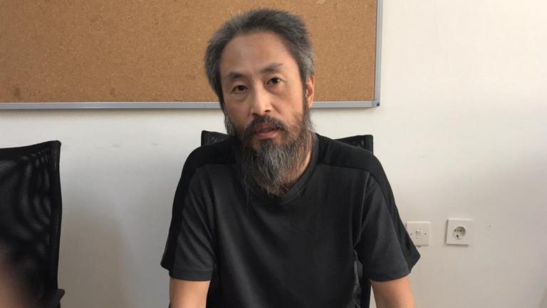 Εικόνα που σοκάρει: Έτσι άλλαξαν οι κακουχίες τον Ιάπωνα όμηρο – Άλλος άνθρωπος σε 3 χρόνια | Newsit.gr