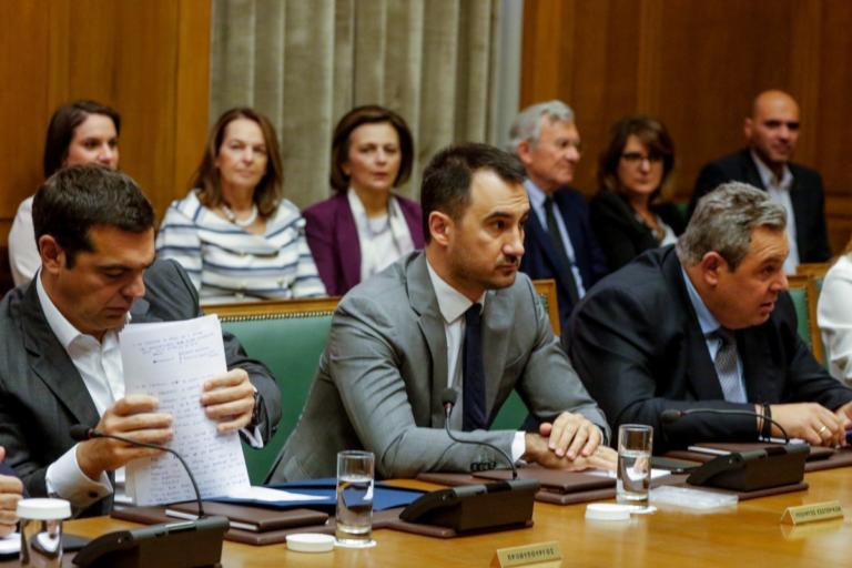 Υπουργικό Συμβούλιο: Κράζουν τα κόμματα της Αντιπολίτευσης – Κακόγουστη παράσταση που θα κατέβει γρήγορα | Newsit.gr