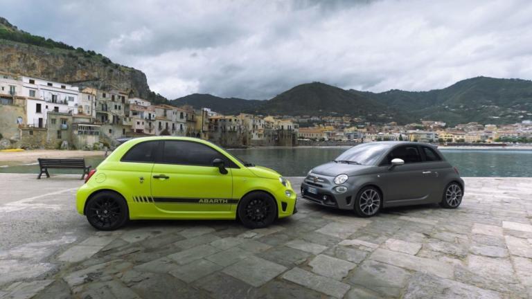 Το νέο Abarth 595 παρουσιάστηκε στο κοινό στο Targa Florio | Newsit.gr