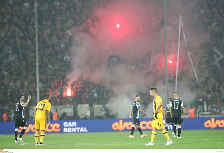 Μείωσε την ποινή του ΠΑΟΚ η ΕΠΟ! Για τους πυρσούς στο ματς με την ΑΕΚ | Newsit.gr